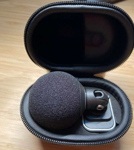 Shure MV88 - in Etui
