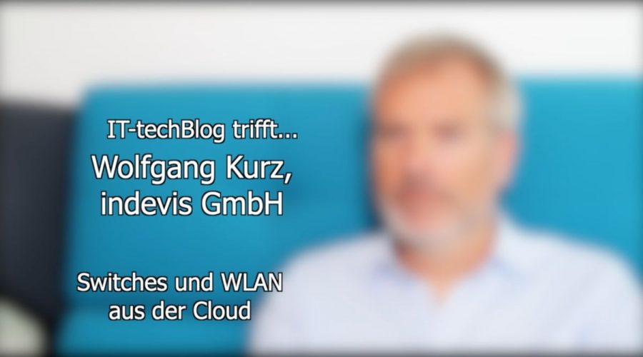 Wolfgang Kurz (indevis GmbH) über ExtremeCloud IQ