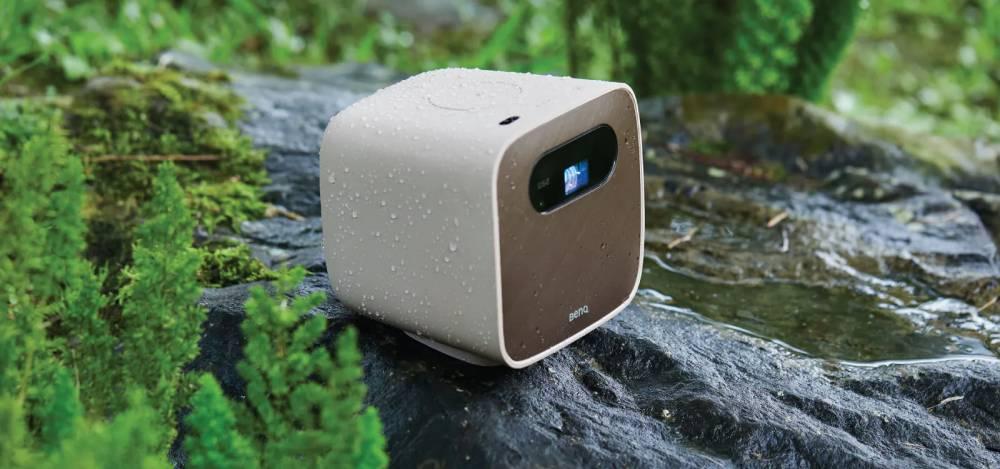 Der BenQ GS2 ist auch gegen Umwelteinflüsse gut geschützt