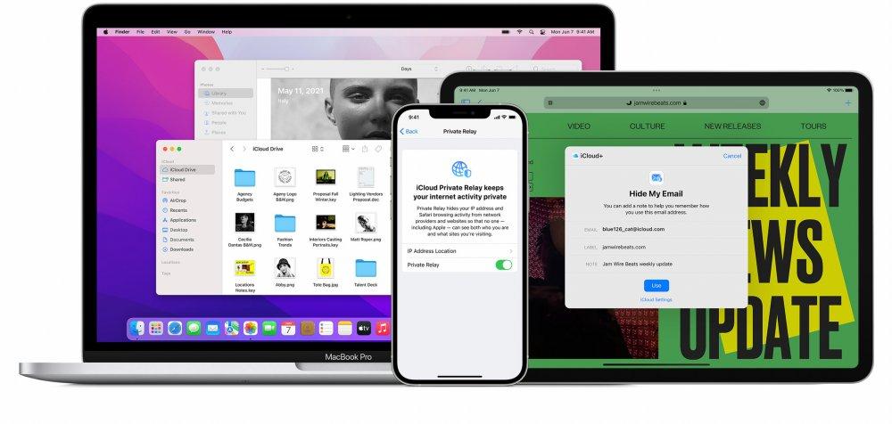 macOS Monterey bietet diverse neue Sicherheitsfeatures
