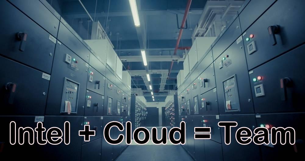 Intel und Cloud Computing passen gut zusammen