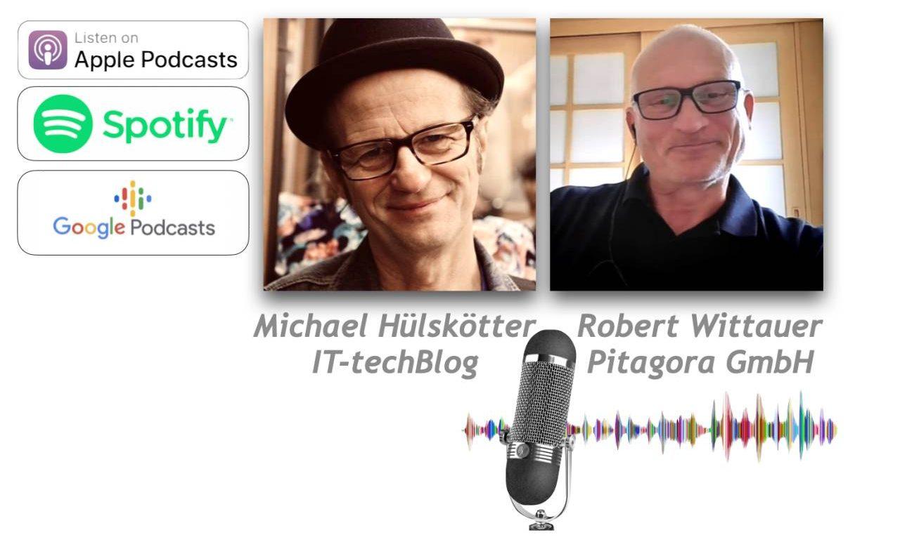 Podcast mit Robert Wittauer, Pitagora