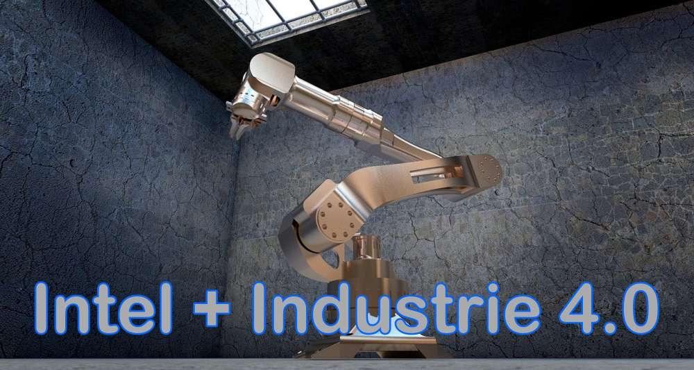 Mit zahlreichen Zutaten schafft Intel schlaue IIoT-Infrastrukturen