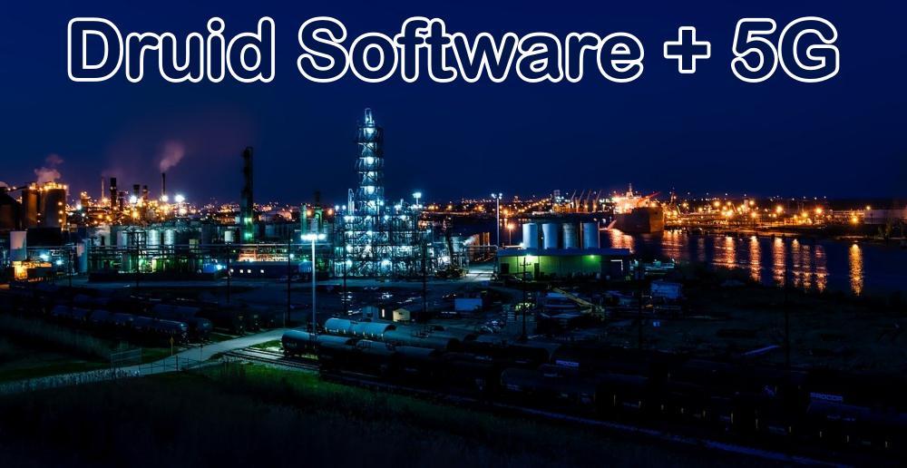 Druid Software ist Wegbereiter für private 5G-Netze