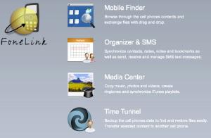 FoneLink 2.0 für Mac: Datenabgleicher, Organizer, Media Center und Backup-Tool für Ihr Handy