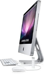 Mehr Display und mehr Platzbedarf: Apple iMac