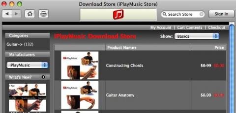 Trick ode doch ernsthaft? iPlayMusic